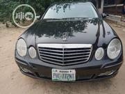Mercedes-Benz E350 2008 Black   Cars for sale in Rivers State, Port-Harcourt