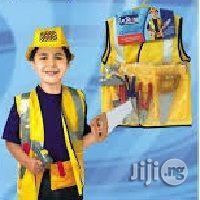 Engineering Costume For Kids