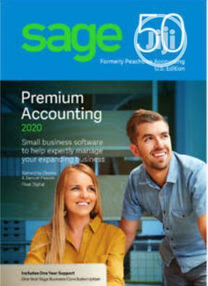 Sage 50 Premuim 2020 5 User Permanent License | Software for sale in Lagos State, Lekki