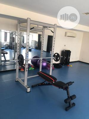 Brand New Squat Rack | Sports Equipment for sale in Lagos State, Epe