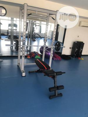 Brand New Squat Rack | Sports Equipment for sale in Lagos State, Ikoyi