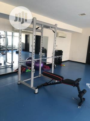 Brand New Squat Rack | Sports Equipment for sale in Abuja (FCT) State, Wuse