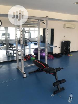 Brand New Squat Rack | Sports Equipment for sale in Lagos State, Victoria Island