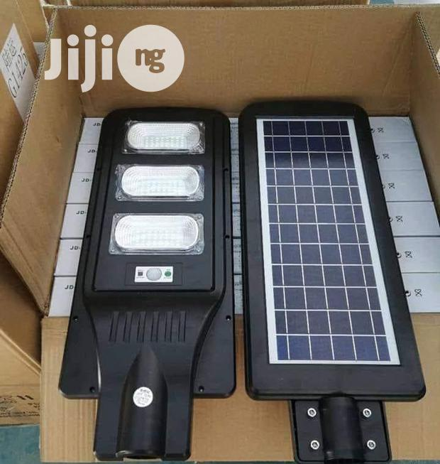 High Quality All in One Solar Street Light