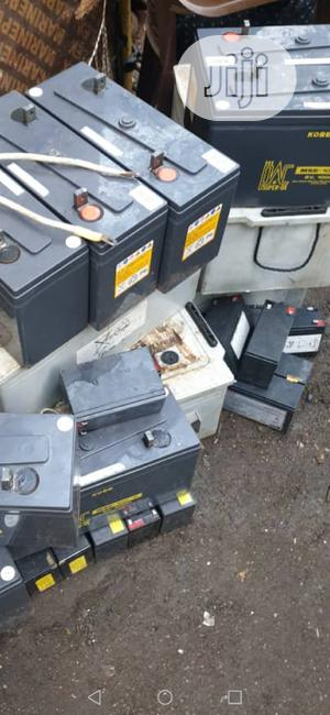 We Buy Scrap Inverter Battery In VI   Electrical Equipment for sale in Lagos State, Victoria Island