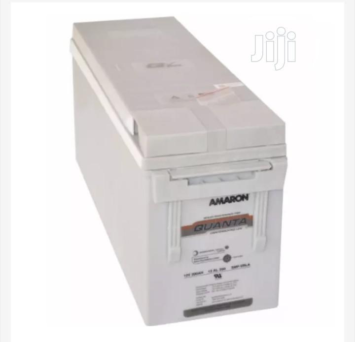 Amaron Quanta Smf Solar Battery 200ah