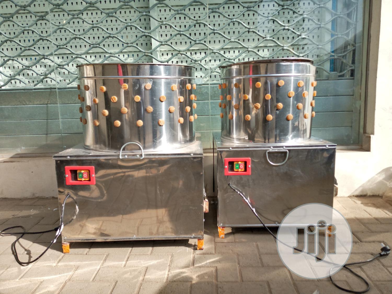 Chicken Plucker Machine | Farm Machinery & Equipment for sale in Gwarinpa, Abuja (FCT) State, Nigeria