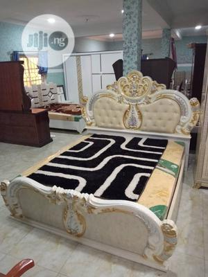 Brand New Imported Royal Set of Bed.   Furniture for sale in Lagos State, Ojo