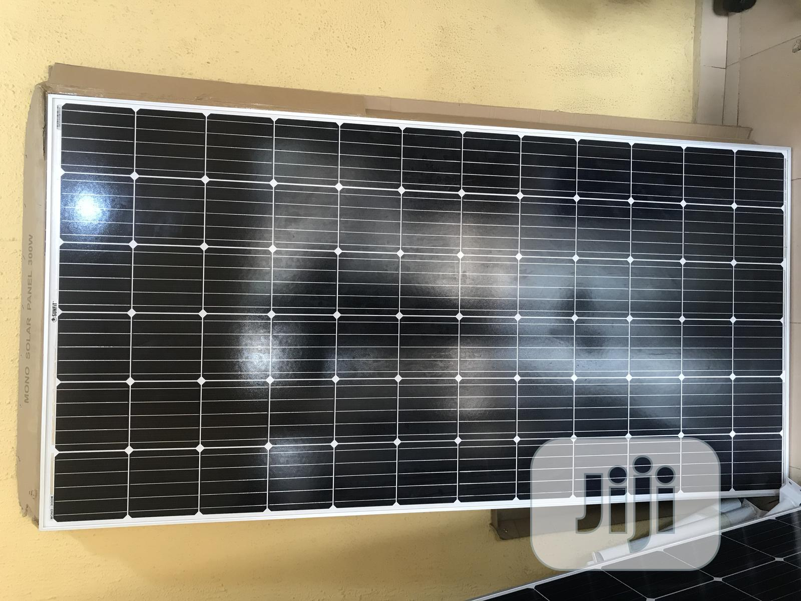300watts Mono Solar Panel