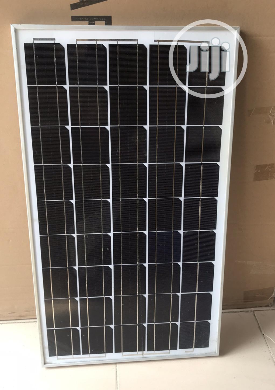 50watts Mono Solar Panel