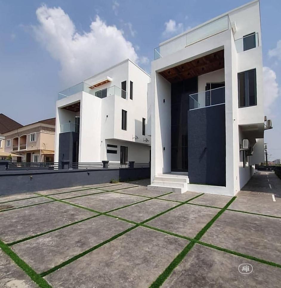 Clean 5 Bedroom Detached Duplex At Victory Park Estate Lekki For Sale