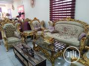 Turkish Fabric Royal Sofa   Furniture for sale in Lagos State, Lekki Phase 1