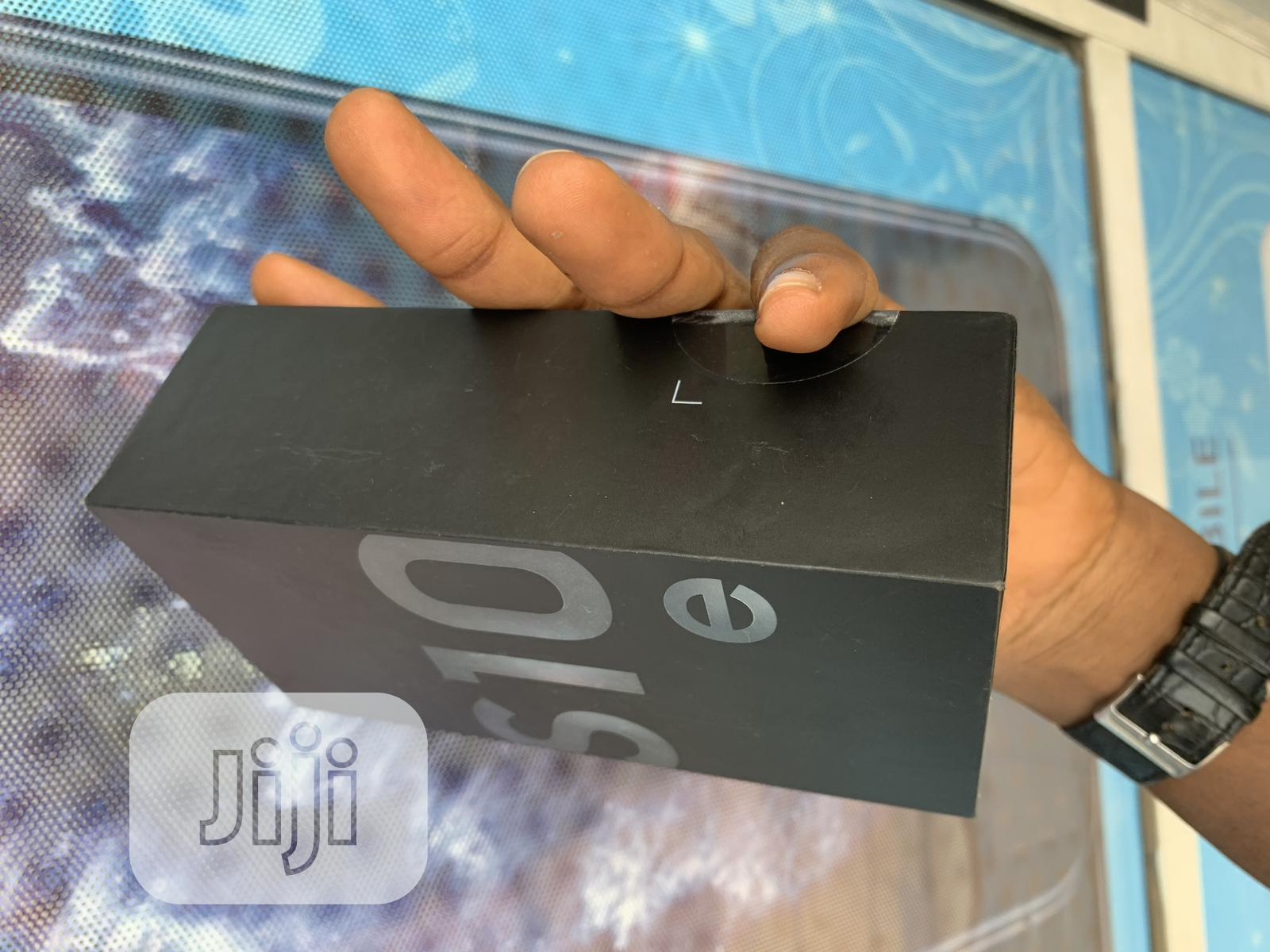 New Samsung Galaxy S10e 128 GB Blue | Mobile Phones for sale in Lagos State, Nigeria
