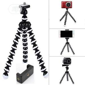 Mini Tripod 13 Inch For Mobile Phone With Holder For Mobile   Accessories for Mobile Phones & Tablets for sale in Lagos State, Ikeja