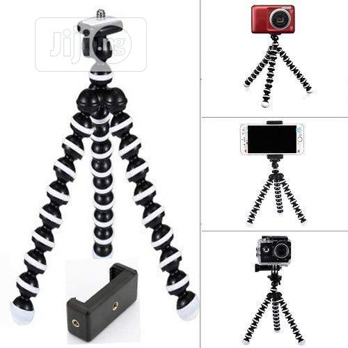 Mini Tripod 13 Inch For Mobile Phone With Holder For Mobile