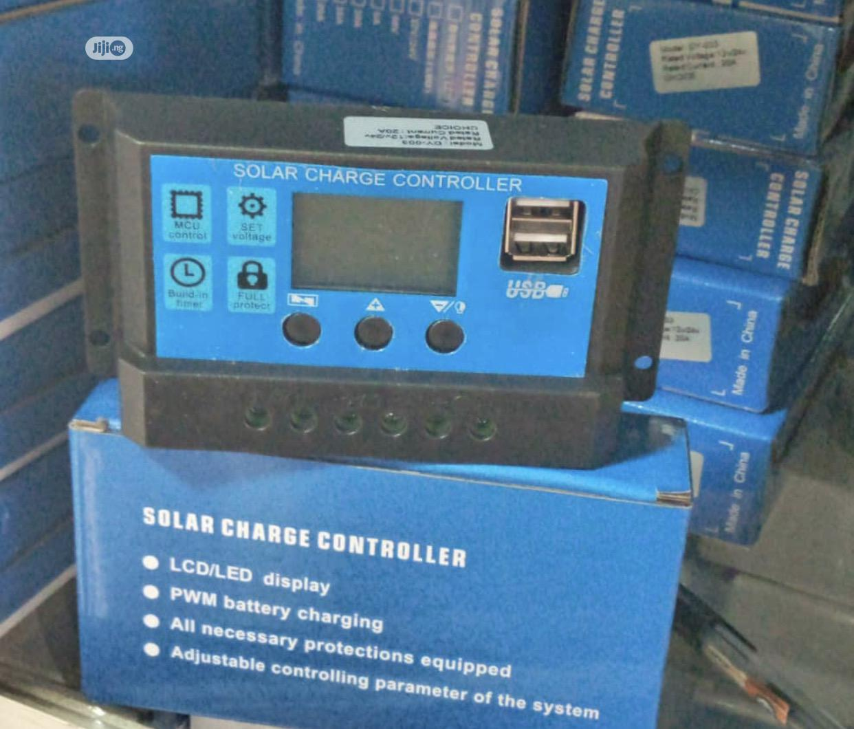 30ah Solar Charge Controller