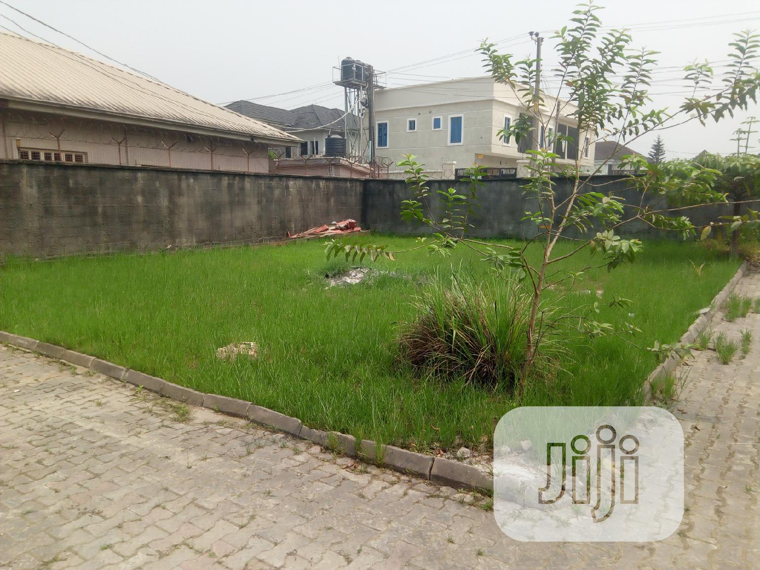 Archive: Half Plot Of Land With C Of O For Sale