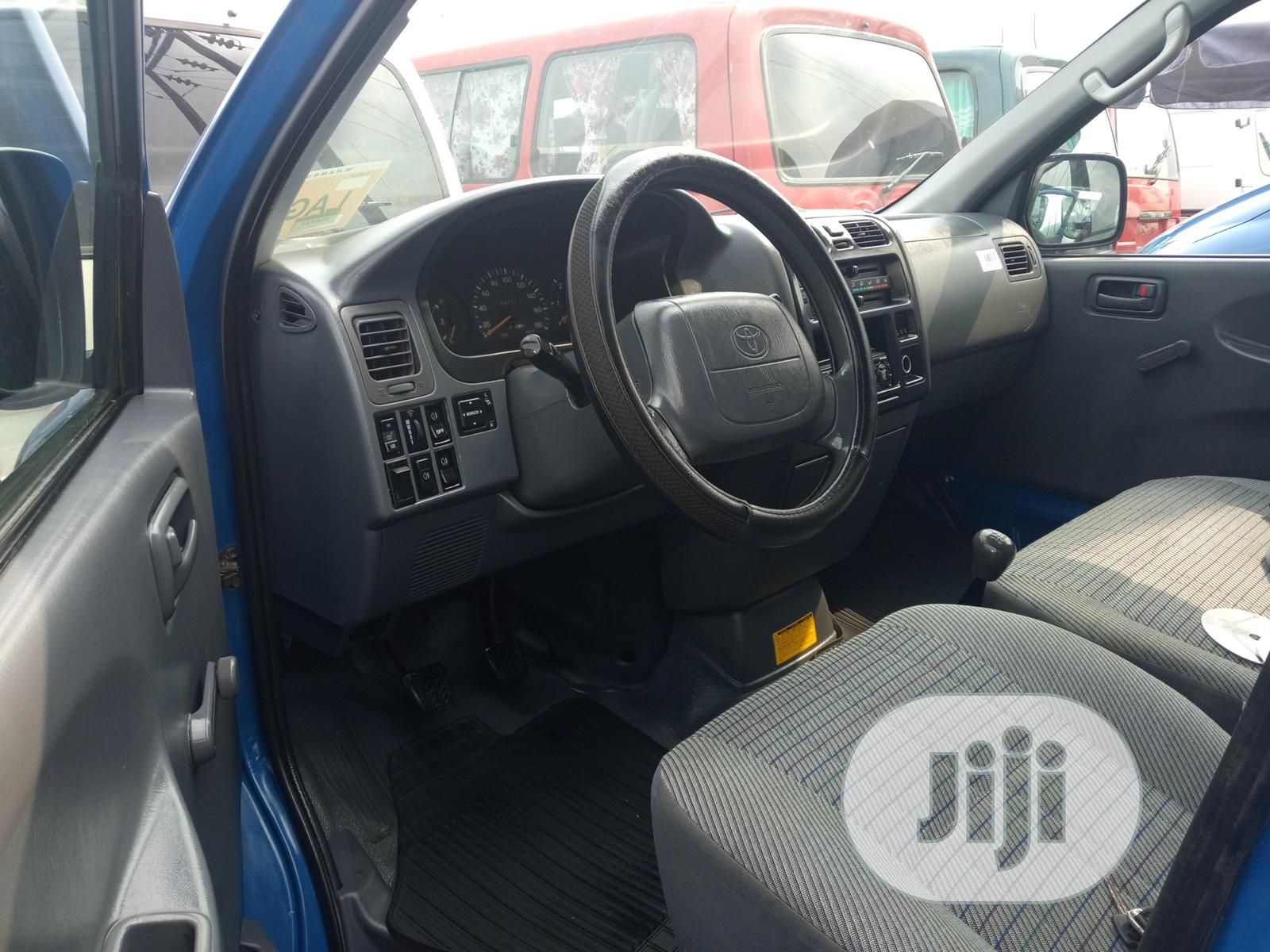 Toyota Hiace 2003 Blue | Buses & Microbuses for sale in Apapa, Lagos State, Nigeria