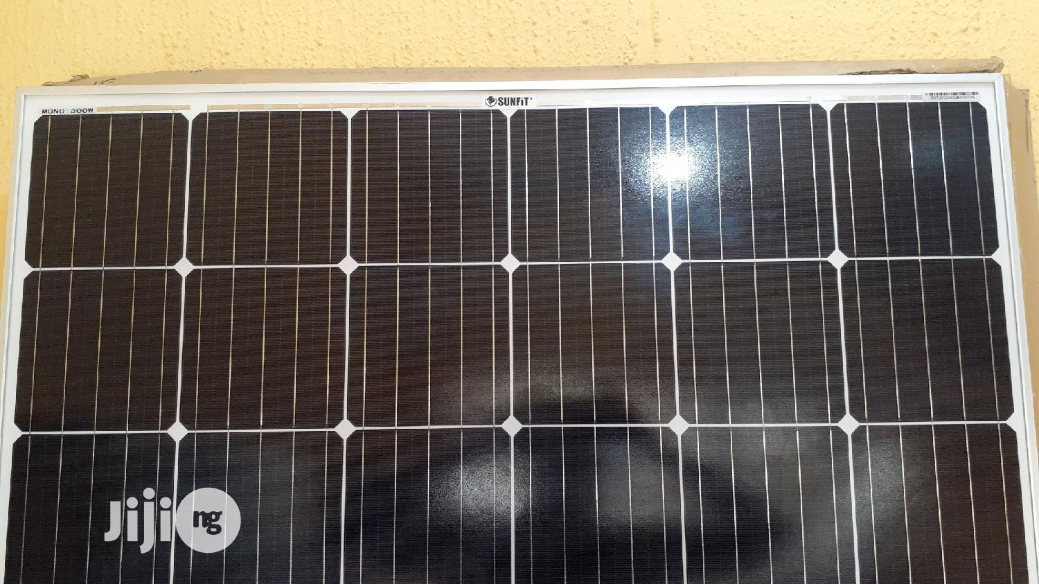 300watts Sunfit Solar Panel Mono | Solar Energy for sale in Ojo, Lagos State, Nigeria