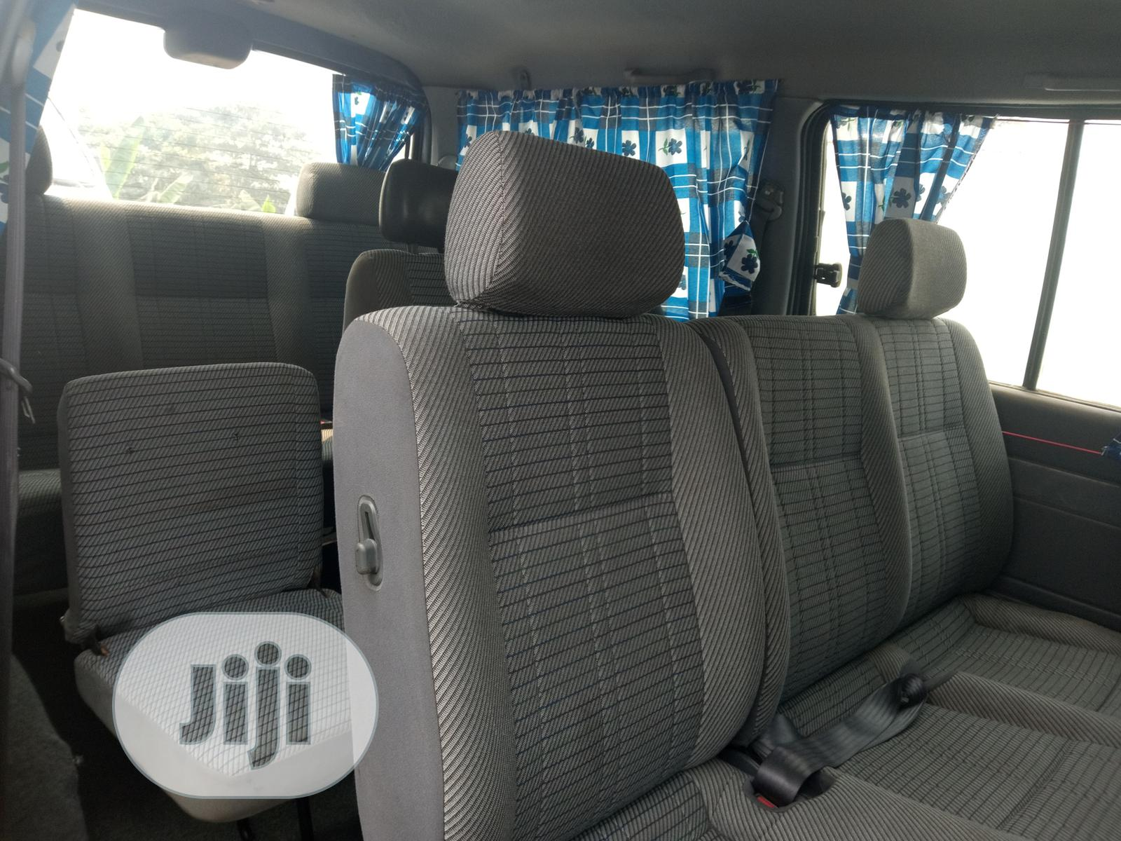 Toyota Hiace 2003 Model, Black Color Short Chasis   Buses & Microbuses for sale in Apapa, Lagos State, Nigeria