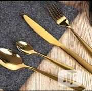 Golden Quality Cutlery | Kitchen & Dining for sale in Lagos State, Ikeja