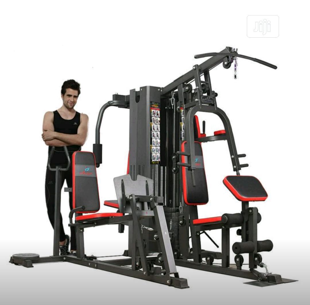 5station Multi Gym