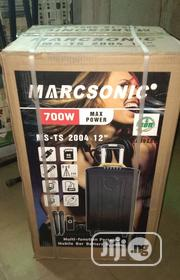 Marcsonic Pa System 12inches Ms-ts 2004 12"