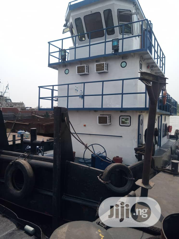 Archive: Great Deal 1000 HP Tugboat Available For Sale