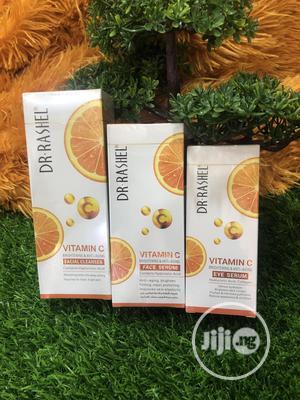 Vitamin C Brightening Anti Aging Set | Skin Care for sale in Lagos State, Ikotun/Igando
