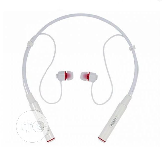 Archive: Remax Rb-s6 Neckband Bluetooth Earphone