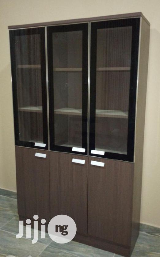 Office 3- Glass Door Wadrobe