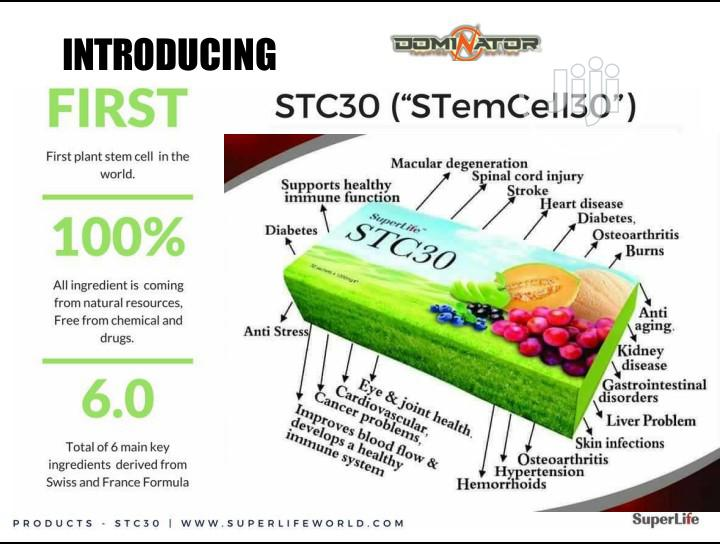 Archive: SUPERLIFE STC30(Stem Cell Therapy)