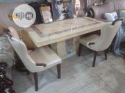 Imported. Seater'. Marble Dining Table. Available | Furniture for sale in Lagos State, Ajah