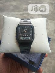 Mens Casio Classic Alarm Chronograph Watch | Watches for sale in Lagos State, Agboyi/Ketu
