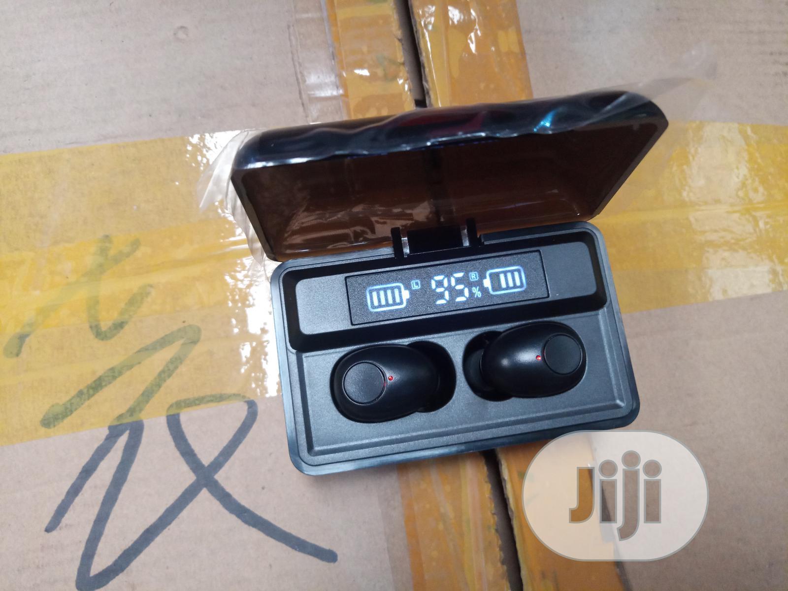 HD AUDIO Portable Powerbank Box