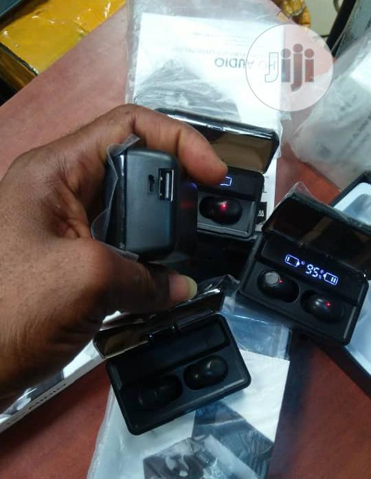 HD AUDIO Portable Powerbank Box | Accessories for Mobile Phones & Tablets for sale in Ikeja, Lagos State, Nigeria
