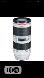 Canon Ef 70-200mm F/2.8L Is Iii Usm Lens | Accessories & Supplies for Electronics for sale in Lagos State, Ikeja