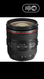 Canon EF 24-70mm USM Lens | Accessories & Supplies for Electronics for sale in Lagos State, Ikeja
