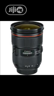 Canon Ef 24-70mm F/2.8L Ii Usm Lens | Accessories & Supplies for Electronics for sale in Lagos State, Ikeja