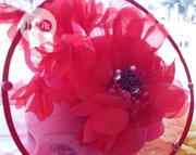 Flowered Fascinator | Clothing Accessories for sale in Lagos State, Surulere