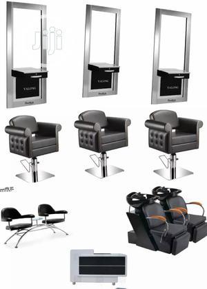 Salon Chairs And Mirrors | Salon Equipment for sale in Lagos State, Lagos Island (Eko)