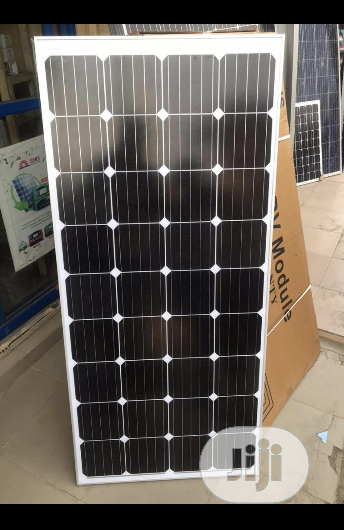 Archive: 150watts Mono Solar Panel