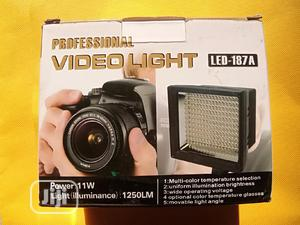 Professional Video Light Led-187a   Accessories & Supplies for Electronics for sale in Lagos State, Lagos Island (Eko)
