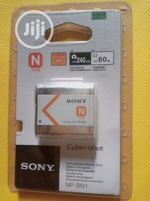 SONY Battery Np-Bn1   Accessories & Supplies for Electronics for sale in Lagos State, Lagos Island (Eko)