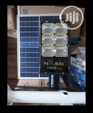 100watts Solar All in One Street Light | Solar Energy for sale in Lagos State, Ikeja