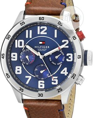 Tommy Hilfiger Designer Time Piece Best Quality | Watches for sale in Lagos State, Magodo