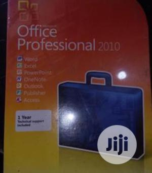 Microsoft Office Professional 2010 Permanent License | Software for sale in Lagos State, Ikeja