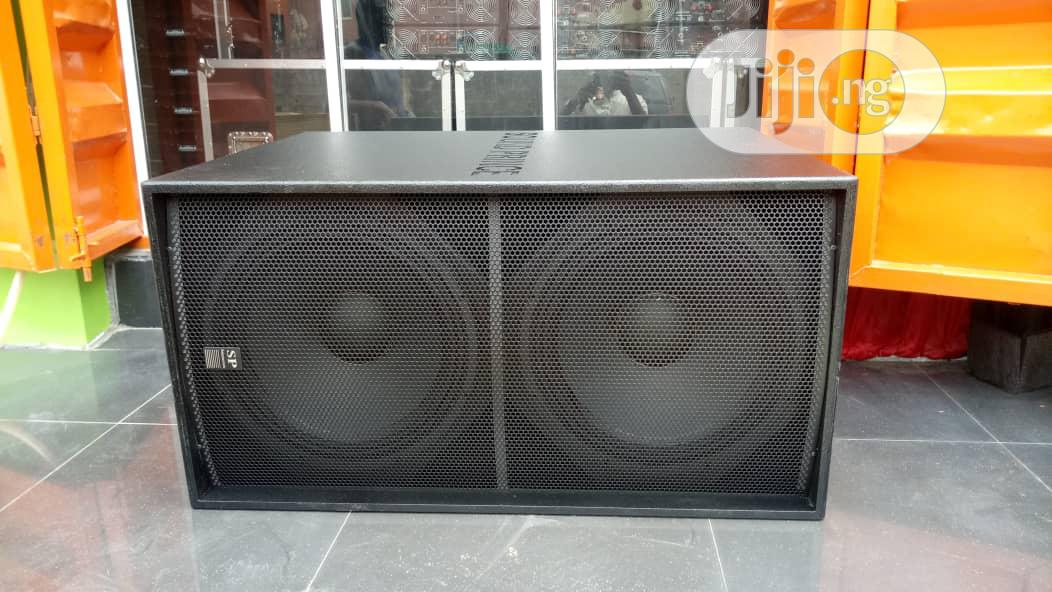 Sound Prince Double Subwoofer