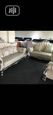 Royal Fabric Sofa Chair.Imported | Furniture for sale in Lagos State, Ajah