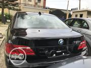 BMW 7 Series 2008 Black | Cars for sale in Lagos State, Ikeja